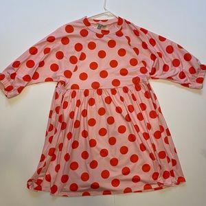 Pink Polka Dot ASOS Dress